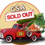 CSA Sold Out