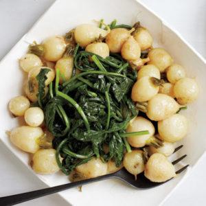 Glazed Hakurei Turnips