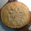 Hattie's Berry Pie