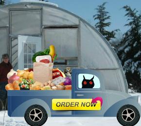 Hattie's Garden Delivery Service